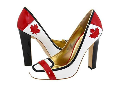 Canadian shoeS